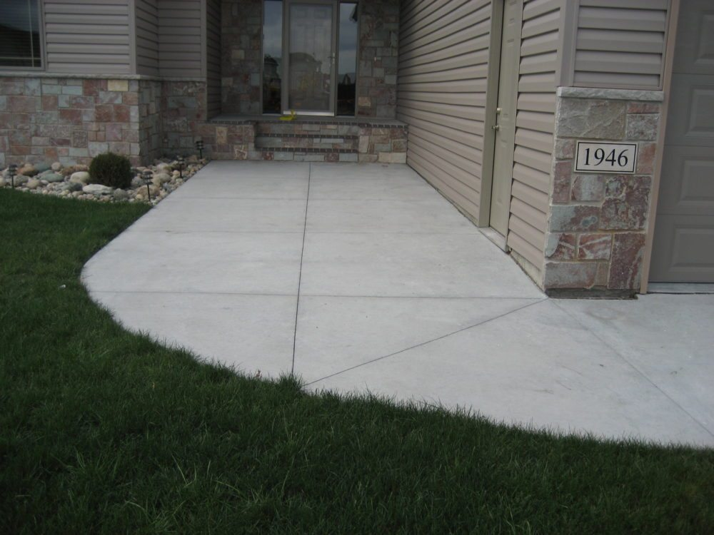 All Finish Concrete Does Any Type Of Removal And Replacement For Projects We Can Do Everything From The Tear Out Your Old To Dirt