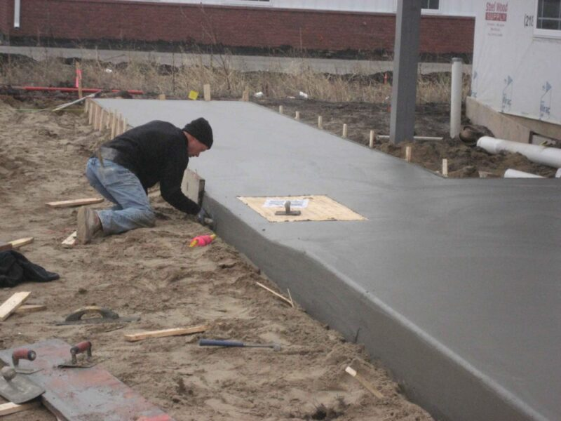 Commercial | All Finish Concrete