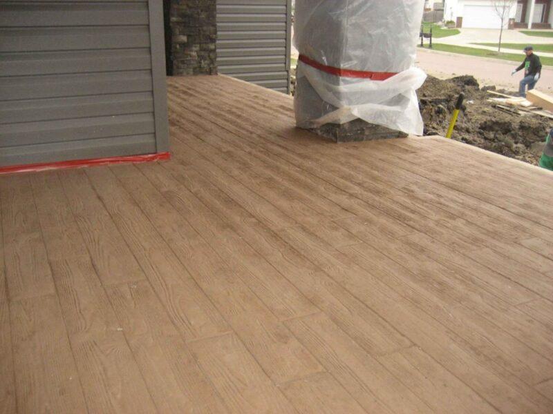 Stamped Concrete | All Finish Concrete