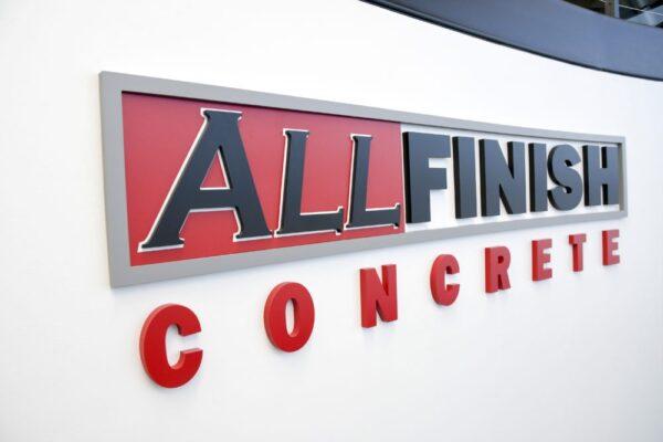 All Finish Concrete Office